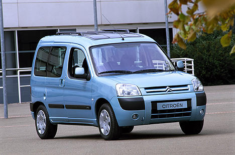 Citroen Berlingo (MF)