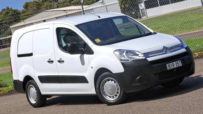 Citroen Berlingo Van M