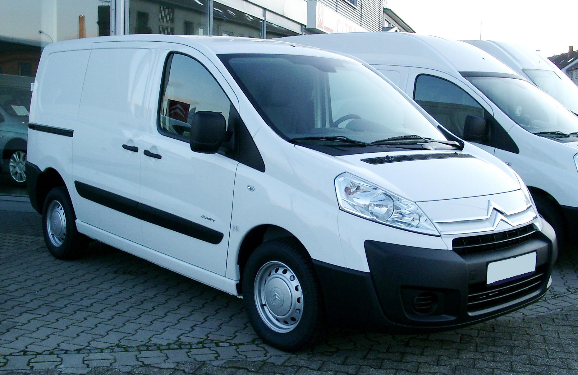 citroen jumpy van 140hp technical data fuel tank fuel consumption. Black Bedroom Furniture Sets. Home Design Ideas