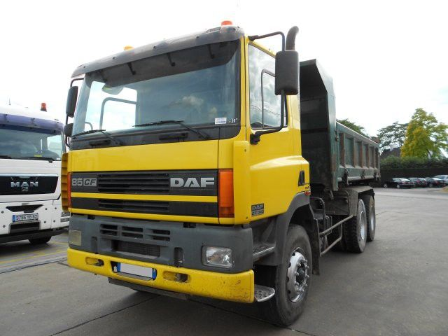 DAF CF series  truck technical data  Truck specifications