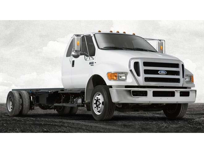 Ford F-650SD