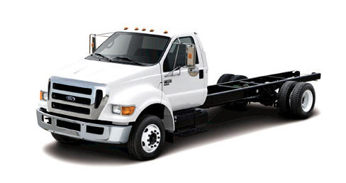 Ford F-750SD
