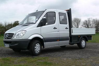 Mercedes-Benz Sprinter 3T Truck-Chassis