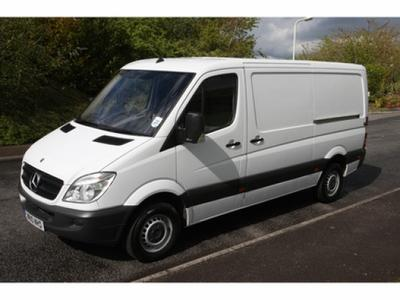 Mercedes-Benz Sprinter 3T Van
