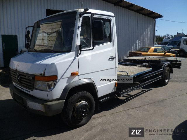 Mercedes-Benz Vario Truck-Chassis