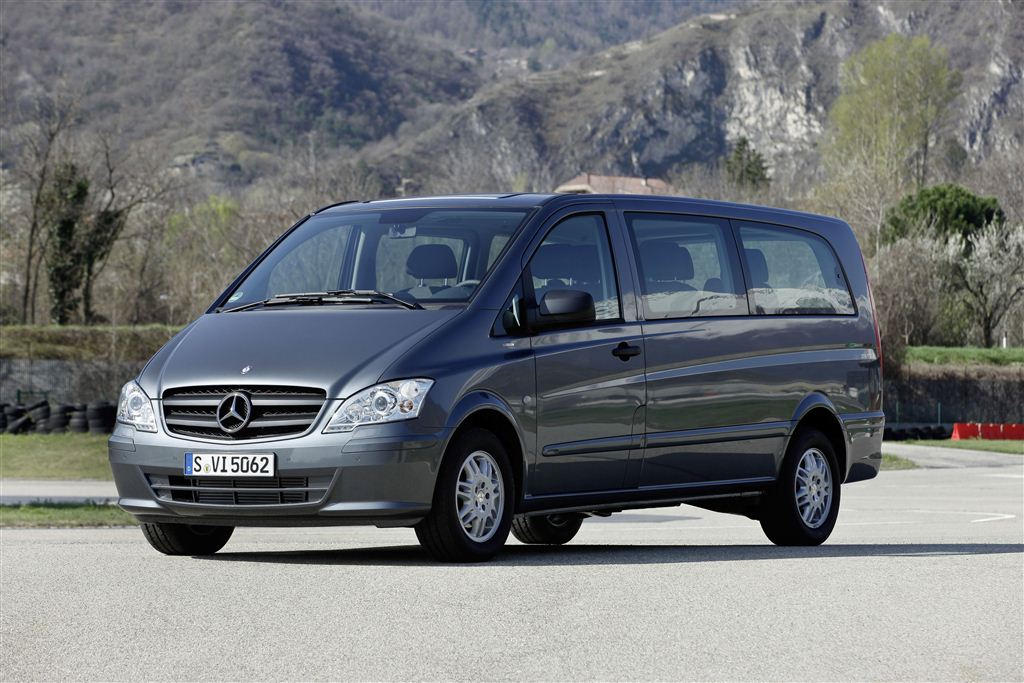Mercedes-Benz Vito Bus