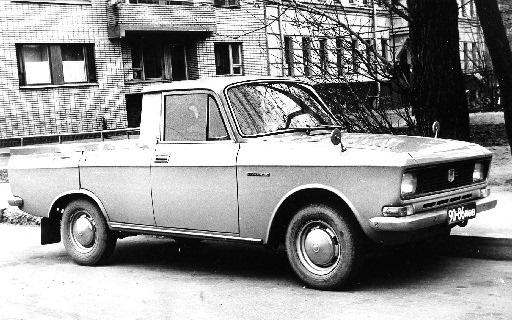 Moskvich 2734