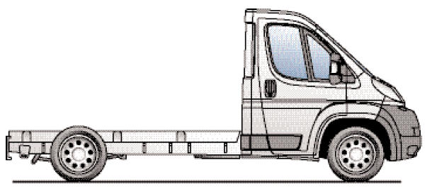Peugeot Boxer Chassis-Truck