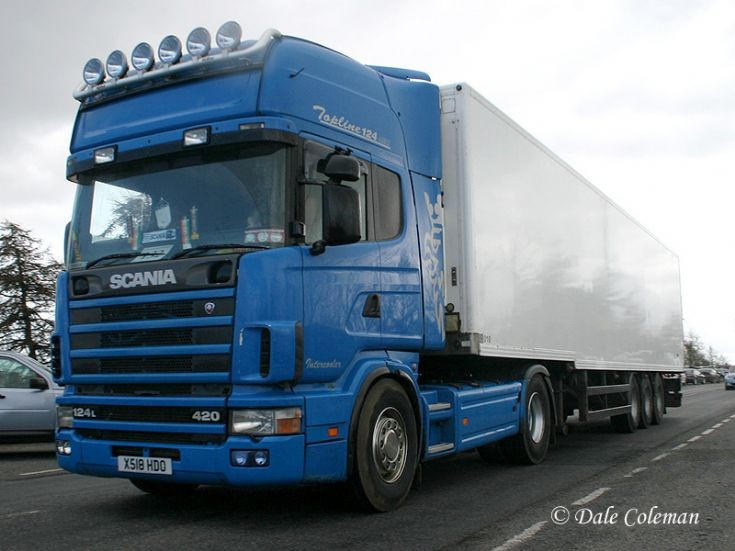 SCANIA R  truck technical data  Truck specifications  Fuel